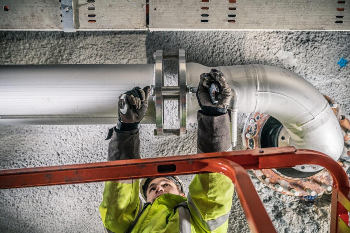 Anplaq AG Sicherheitsstollen Flims 15 C CLUS AG